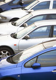 Carpark Royalty Free Stock Photos