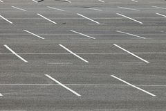 Carpark Stock Photography