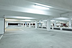 Carpark Royalty Free Stock Photo