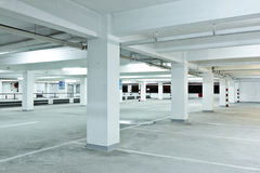 Carpark Royalty Free Stock Image
