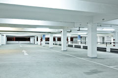 Carpark Stock Images