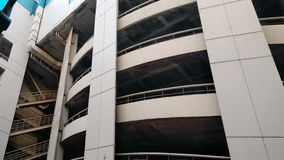 Carpark building Stock Photography