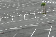 Carpark Royalty Free Stock Photos