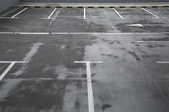 Carpark Stock Photography