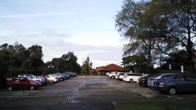 Carpark Royalty Free Stock Photo