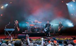 Carparl Nord auf Festival Lizenzfreies Stockfoto
