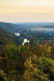 Carpathian autumn mountains Natural landscapes of Ukraine. Carpathian autumn mountains landscape. Natural landscapes of Ukraine Stock Photos