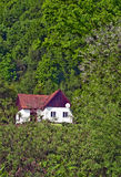 Carpathian cabin 2 Royalty Free Stock Image