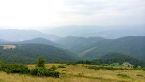Carpathian Chornohora Stock Photos