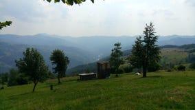 Carpathian Chornohora Royalty Free Stock Photo
