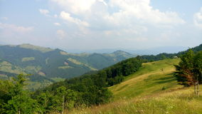 Carpathian Chornohora Stock Photo