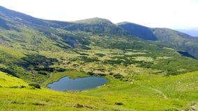 Carpathian Chornohora Royalty Free Stock Image