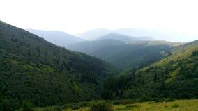 Carpathian Chornohora Royalty Free Stock Images