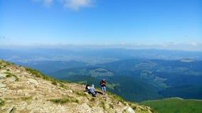Carpathian Chornohora Stock Images