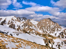 Carpathian: Ciucas mountains Stock Photo