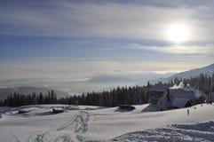 carpathian góry Obrazy Stock