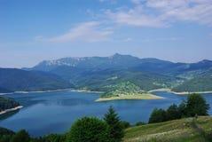 Carpathian landscape Royalty Free Stock Image