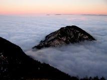 Carpathian landscape Stock Images
