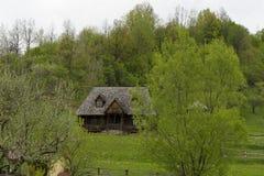 Carpathian landscape Romania Royalty Free Stock Images