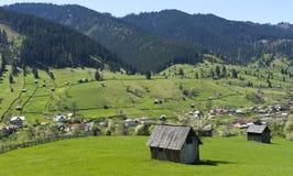 Carpathian landscape Romania Royalty Free Stock Image