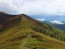 Carpathian landscapes Royalty Free Stock Photography