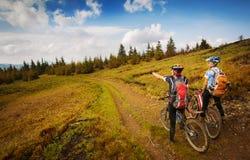Carpathian mountain Royalty Free Stock Photography