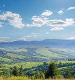 Carpathian mountains Stock Photos