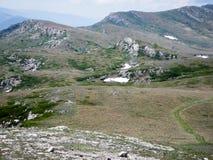 Carpathian mountains Royalty Free Stock Images