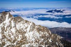 Carpathian Mountains, Romania Royalty Free Stock Images