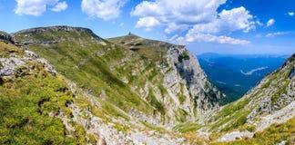 Carpathian Mountains, Romania Royalty Free Stock Photo