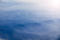 Carpathian mountains Stock Image