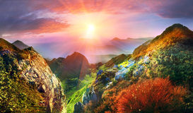 Carpathian Summer Stock Images