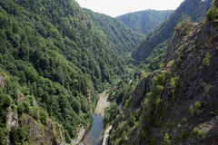 carpathians άγρια περιοχές Στοκ Φωτογραφία