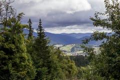 carpathians Obrazy Stock