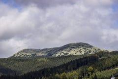 carpathians 库存照片