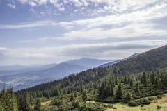 carpathians Immagini Stock