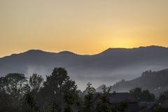 carpathians Fotografia Stock Libera da Diritti