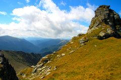 The Carpathians Stock Image