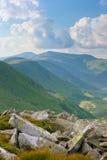 carpathians Stock Foto's