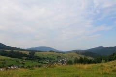 carpathians Imagem de Stock Royalty Free