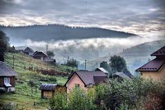 carpathians Arkivfoto