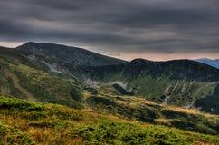 carpathians Стоковое Изображение RF