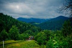 carpathians Fotos de Stock