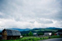 carpathians Foto de Stock Royalty Free