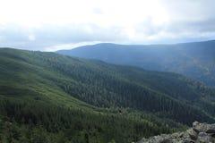 carpathians Στοκ εικόνες με δικαίωμα ελεύθερης χρήσης