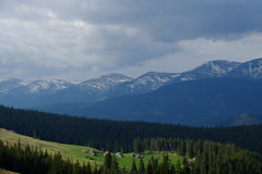Carpathians Royalty Free Stock Photos