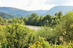 Carpathians Royalty Free Stock Image