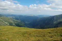 carpathians fagarasberg sydliga romania Arkivfoton