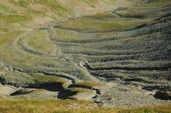carpathians fagarasberg sydliga romania Royaltyfri Foto