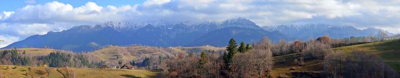 Carpathians góry Obrazy Royalty Free